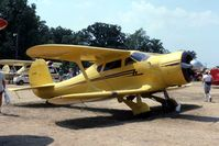 N480 @ OSH - ex-Navy GB-2 Bu. No. 33011 at the EAA Fly In - by Glenn E. Chatfield