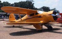 N17SW @ OSH - ex-Navy GB-2 Bu.No. 33051 at the EAA Fly In - by Glenn E. Chatfield