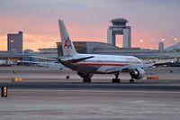 N710TW @ KLAS - American Airlines / 1997 Boeing 757-2Q8