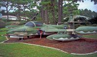 70-1293 @ HRT - Hurlburt Field Park, Cessna OA-37B Dragonfly, 70-1293 - by Timothy Aanerud
