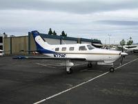 N72HC @ CCR - 1999 Piper PA-46-350P @ Buchanan Field (Concord), CA - by Steve Nation