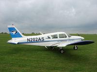 N202AS @ EGBK - Piper Pa28-180