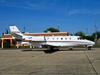N632QS @ PRB - Netjets 2000 Cessna 560XL visiting @ Paso Robles, CA