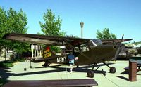 50-1328 @ RYM - Minnesota Military Museum, Cessna L-19, 50-1328 - by Timothy Aanerud
