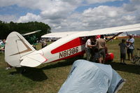 N81386 @ LAL - Fairchild 24W-46