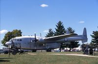 131679 - C-119F at 101st Airborne Divison Museum, Ft. Campbell, KY - by Glenn E. Chatfield