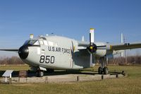 52-5850 @ GUS - C-119G at Grissom AFB Museum - by Glenn E. Chatfield