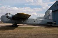 C-GYQS @ CEX3 - Hawkair Bristol 170