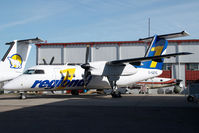 C-GZTC @ CYYC - Regional 1 Dash 8-100 - by Yakfreak - VAP