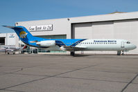 C-GPNL @ CYYC - Canadian North Fokker 100 - by Yakfreak - VAP