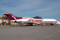 C-GXKF @ CYLW - Kelowna Flightcraft Boeing 727-200 in Purolator colors
