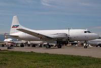 C-GKFQ @ CYLW - Kelowna Flightcraft Convair 580