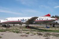 N569JA @ CYLW - ERA Alaska Convair 580