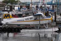 C-FJFQ @ CYWH - Harbour Air Dash 2 Beaver