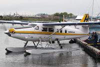 C-FHAA @ CYWH - Harbour Air Dash 3 Turbo Otter