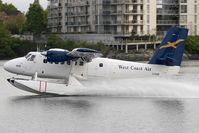 C-FGQE @ CYWH - West Coast Air Dash 6