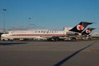C-FCJP @ CYVR - Cargojet Boeing 727-200 - by Yakfreak - VAP