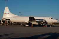 C-FIWN @ CYVR - Kellowna Flightcraft Convair 580 - by Yakfreak - VAP