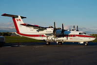 C-GCFR @ CYVR - Canadian Government Dash 7 - by Yakfreak - VAP