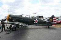 N98474 @ LAL - Harvard Mk IV made to look like an NA-50