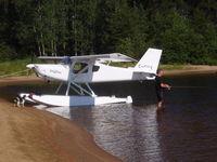 C-GIIX - Pelican Sport 600 2001 - by Taureau Lake, Quebec, Canada
