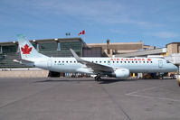 C-GWEN @ CYYC - Embraer 190 AIr Canada - by Yakfreak - VAP