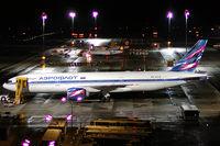 VP-BAS @ VIE - Aeroflot Boeing 777-200