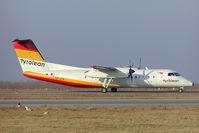 OE-LTN @ VIE - Tyrolean Airways Dash 8-300