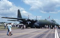 62-1830 @ OSH - C-130E at the EAA Fly In - by Glenn E. Chatfield