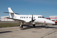 C-FIBD @ CYYC - Jetstream 31 - by Yakfreak - VAP