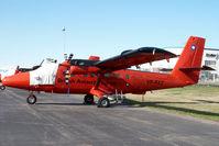 VP-FAZ @ CYYC - British Antarctic Survey Dash 6 Twin Otter
