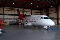 C-FHVX @ CYYC - Central Mountain AIr Dornier 328