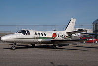 C-GQJK @ CYYC - Cessna 500 Citation 1 - by Yakfreak - VAP