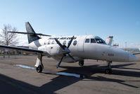 C-FZYB @ CYYC - Peace AIr Jetstream 31 - by Yakfreak - VAP