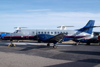 N326UE @ CYYC - ex United Express Jetstream 41