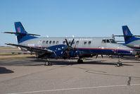 N320UE @ CYYC - ex United Express Jetstream 41
