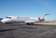 F-GPTF @ CYYC - ex Air Littoral Regionaljet