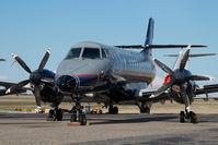 N318UE @ CYYC - ex United Express Jetstream 41