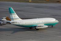 HZ-MIS @ VIE - Edrees Mustafa Boeing 737-200