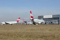 OE-LAK @ VIE - Austrian Airlines Airbus 340