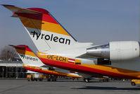 OE-LCH @ VIE - Tyrolean Airways Regionaljet
