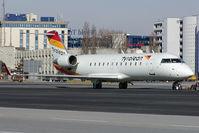 OE-LCF @ VIE - Tyrolean Airways Regionaljet