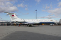 EK-65072 @ VIE - Armenian Government Tupolev 134