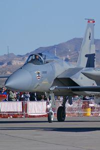 81-0036 @ KLSV - McDonnell Douglas / USAF / F-15C Eagle (cn 776/C219) / Aviation Nation 2006
