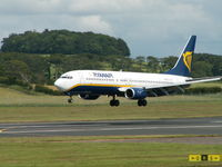 EI-CSY @ EGPK - B737 8AS/Ryanair/Prestwick - by Ian Woodcock