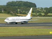 2115 @ EGPK - B737 2N3/Brazilian Air Force/Prestwick - by Ian Woodcock