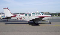 N102CC @ CCR - In for BPPP - by Bill Larkins