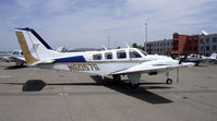 N6057S @ CCR - In for Beech Pilot's Proficiency Program - by Bill Larkins