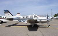 N6060U @ CCR - In for Beech Pilot's Proficiency Program - by Bill Larkins