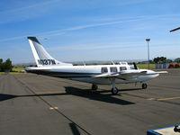 N137N @ PRB - 1979 Piper Aerostar 601P @ Paso Robles, CA - by Steve Nation